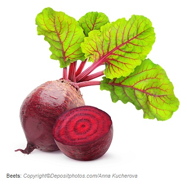 Beets. Canadian academy of sports nutrition