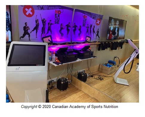EMS 1 Canadian Academy of Sports Nutrition caasn