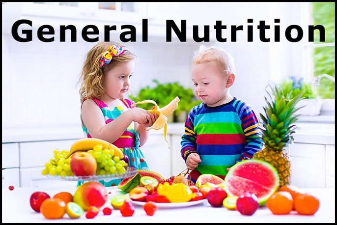 General Nutrition Canadian Academy of Sports Nutrition