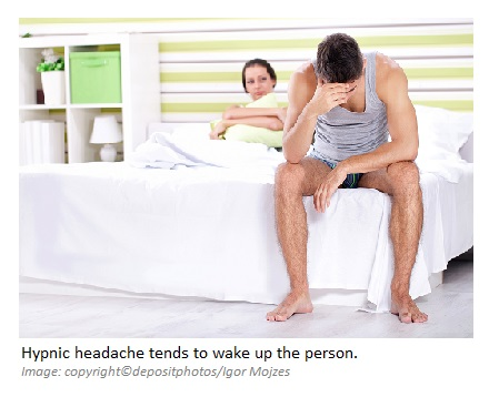 Hypnic headache 1 Canadian Academy of Sports Nutrition caasn