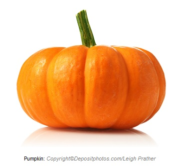 Pumpkin. Canadian Academy of Sports Nutrition