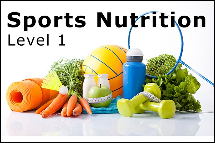 Sports Nutrition Level 1 Canadian Academy of Sports Nutrition