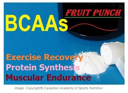 Sports Performance Enhancers BCAA 1 Canadian Academy of Sports Nutrition caasn