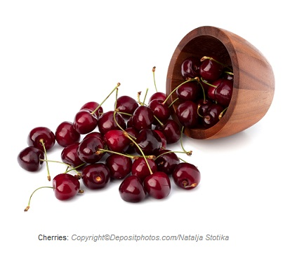 cherries caasn
