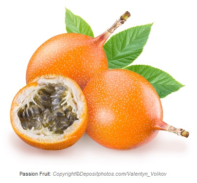 passion fruit.Canadian Academy of Sports Nutrition