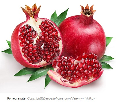 pomegranate caasn