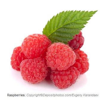raspberries caasn